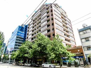"Main Photo: 604 1010 HOWE Street in Vancouver: Downtown VW Condo for sale in ""FORTUNE HOUSE"" (Vancouver West)  : MLS® # R2224552"