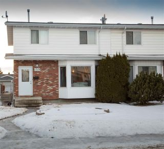Main Photo: 1319 LAKEWOOD Road NW in Edmonton: Zone 29 House Half Duplex for sale : MLS® # E4093392