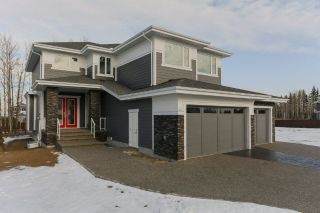 Main Photo: 42 Kenton Woods Lane: Spruce Grove House for sale : MLS®# E4094276