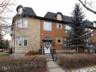 Main Photo:  in Edmonton: Zone 21 Townhouse for sale : MLS® # E4097462