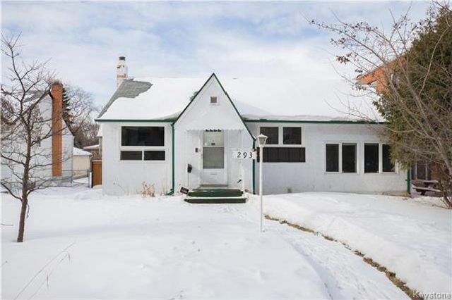 Main Photo: 293 Enfield Crescent in Winnipeg: Norwood Residential for sale (2B)  : MLS®# 1803836