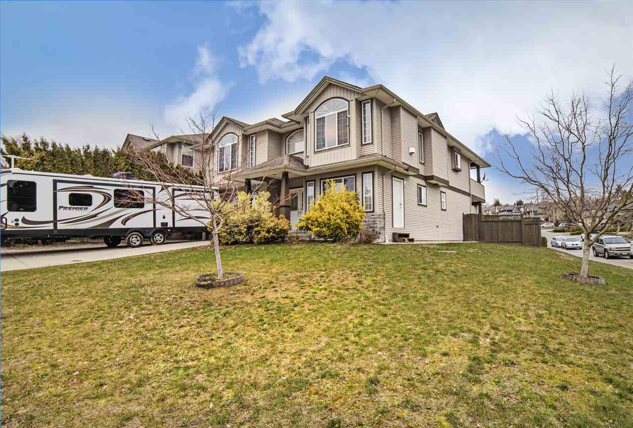 "Photo 1: Photos: 7980 D'HERBOMEZ Drive in Mission: Mission BC House for sale in ""College Heights"" : MLS® # R2245418"