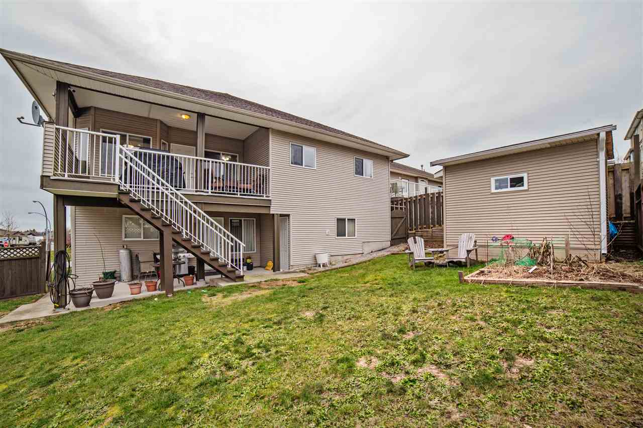 "Photo 20: Photos: 7980 D'HERBOMEZ Drive in Mission: Mission BC House for sale in ""College Heights"" : MLS® # R2245418"
