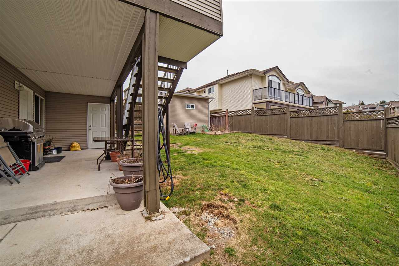 "Photo 19: Photos: 7980 D'HERBOMEZ Drive in Mission: Mission BC House for sale in ""College Heights"" : MLS® # R2245418"