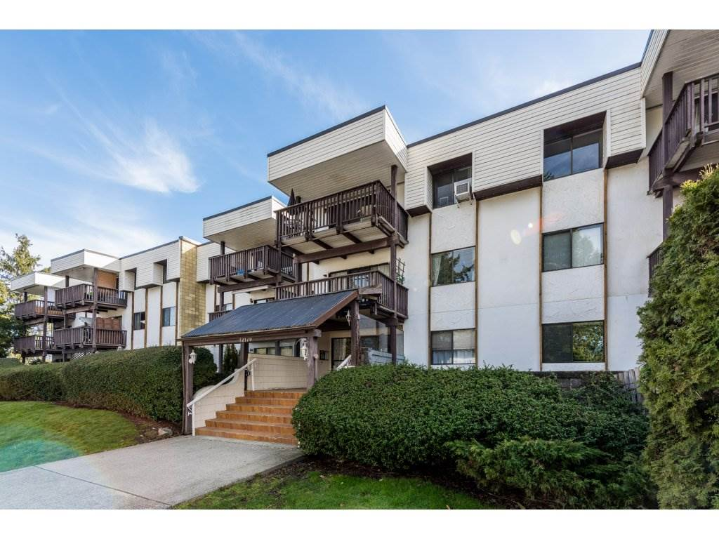 "Main Photo: 209 12170 222 Street in Maple Ridge: West Central Condo for sale in ""Wildwood Terrace"" : MLS®# R2250690"