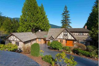 Main Photo: 625 BALLANTREE Road in West Vancouver: Glenmore House for sale : MLS®# R2263063