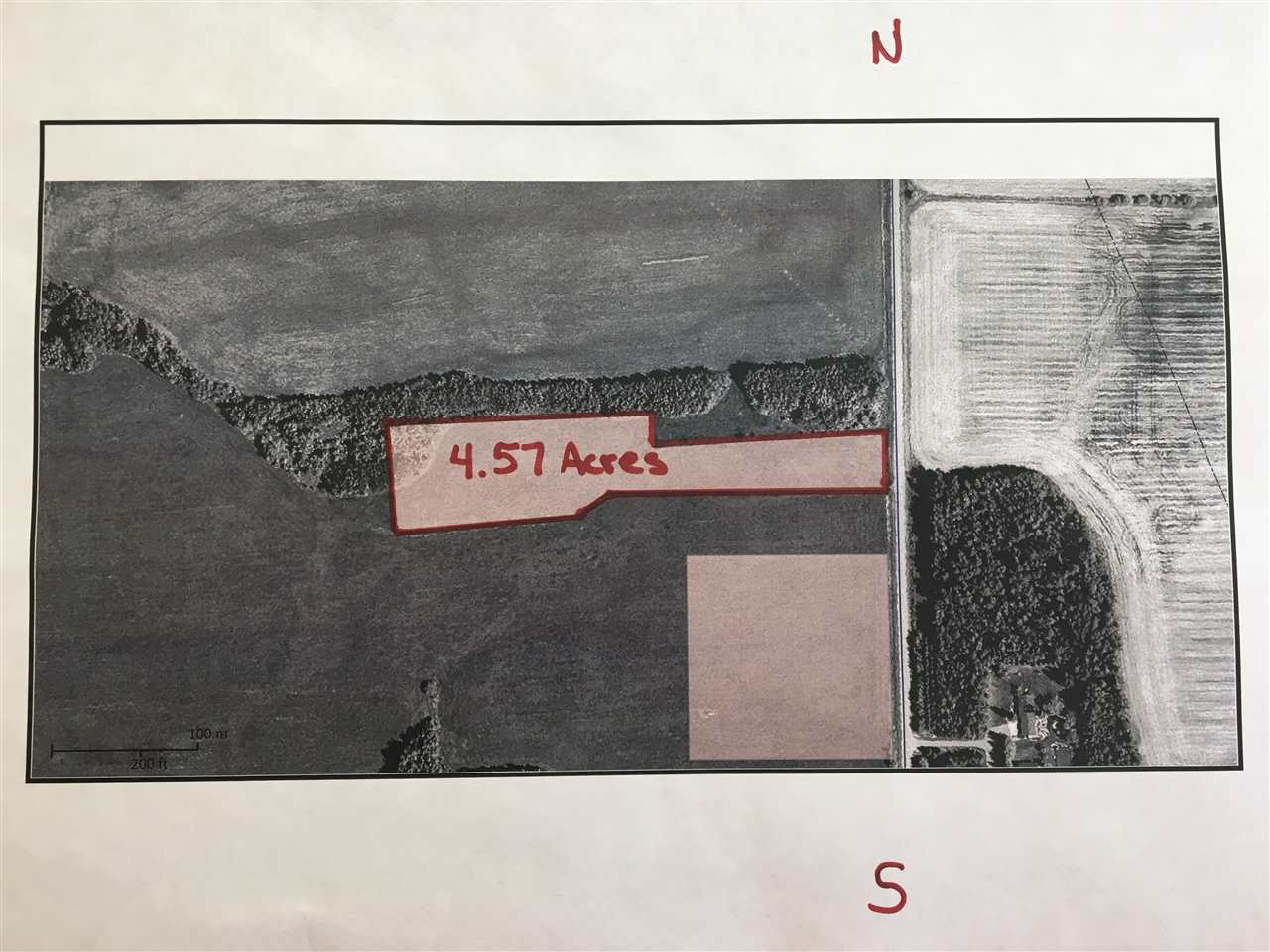 Main Photo: RR 271 south of TWP RD 582: Rural Westlock County Rural Land/Vacant Lot for sale : MLS®# E4113184