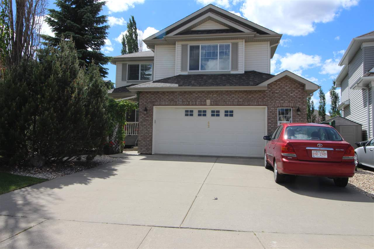 Main Photo: 42 Carson Court: Sherwood Park House for sale : MLS®# E4115444