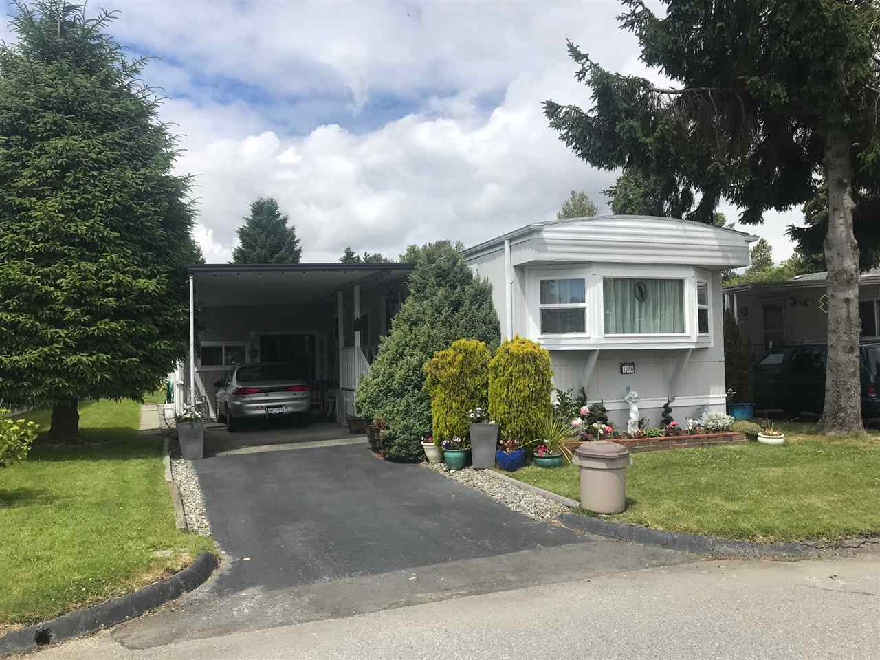 Main Photo: 180 1840 160 Street in Surrey: King George Corridor Manufactured Home for sale (South Surrey White Rock)  : MLS®# R2280294