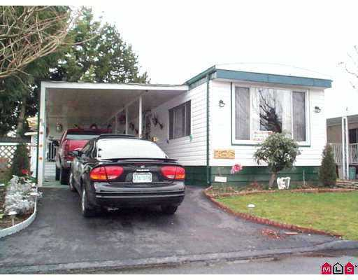 "Main Photo: 88 7790 KING GEORGE HY in Surrey: East Newton Manufactured Home for sale in ""Crispen Bays"" : MLS®# F2519840"