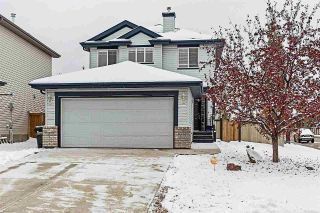 Main Photo: 136 CROCUS Crescent: Sherwood Park House for sale : MLS®# E4132297