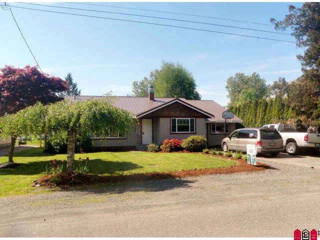 Main Photo: 42732 SOUTH SUMAS Road in Sardis: Greendale Chilliwack House for sale : MLS® # H1102019
