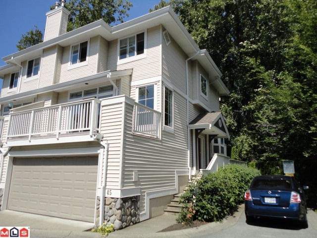 Main Photo: 45 6950 120TH Street in Surrey: West Newton Townhouse for sale : MLS®# F1120615