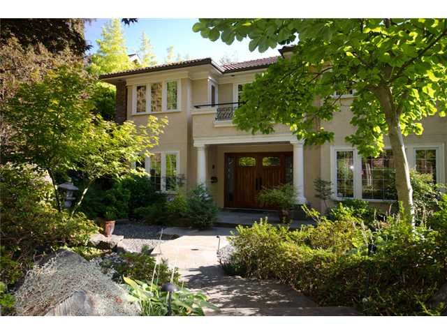 Main Photo: 3586 W 43RD Avenue in Vancouver: Southlands House for sale (Vancouver West)  : MLS(r) # V909380