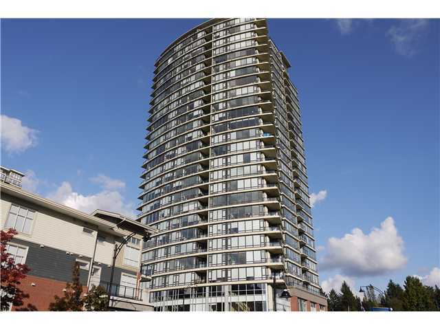 "Main Photo: # 1603 400 CAPILANO RD in Port Moody: Port Moody Centre Condo for sale in ""ARIA 2"" : MLS®# V934585"