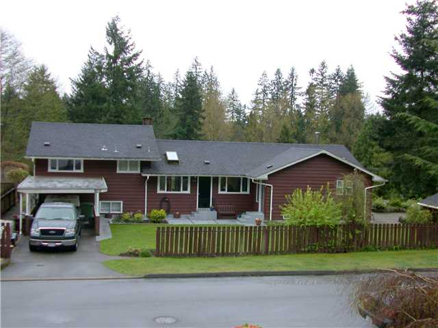 Main Photo: 802 HERITAGE Boulevard in North Vancouver: Seymour House for sale : MLS(r) # V952185