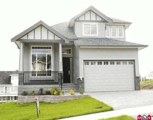 Main Photo: 3379 NIGHTINGALE Drive in Abbotsford: Abbotsford West House for sale : MLS®# F2612150