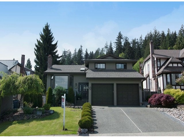 Main Photo: 466 ALOUETTE Drive in Coquitlam: Coquitlam East House for sale : MLS® # V1062558
