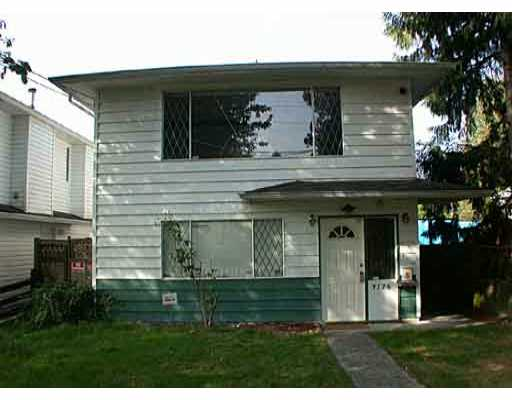 Main Photo: 3175 JERVIS ST in Port_Coquitlam: Central Pt Coquitlam House for sale (Port Coquitlam)  : MLS® # V362541