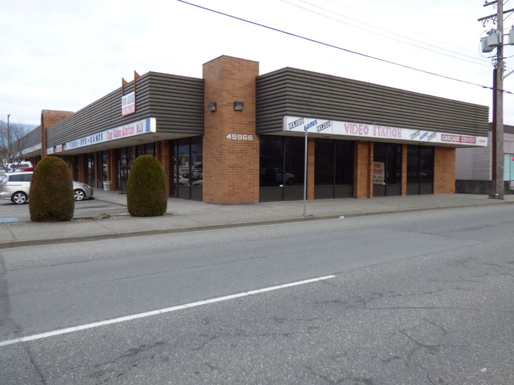 Main Photo: 12 45966 YALE Road in Chilliwack: Chilliwack E Young-Yale Commercial for lease : MLS® # C8000412