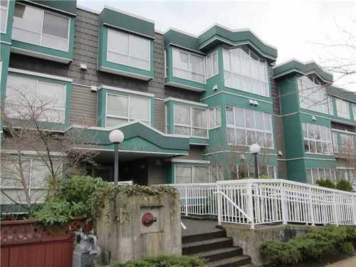Main Photo: 111 2211 WALL Street in Vancouver East: Hastings Home for sale ()  : MLS® # V938081