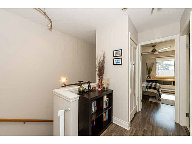 Photo 9: 6 241 E 4TH Street in NORTH VANC: Lower Lonsdale Townhouse for sale (North Vancouver)  : MLS® # V1142802