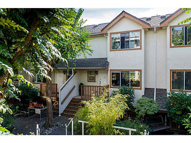 Photo 16: 6 241 E 4TH Street in NORTH VANC: Lower Lonsdale Townhouse for sale (North Vancouver)  : MLS® # V1142802