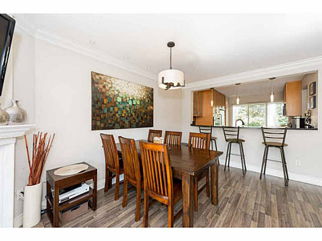 Photo 5: 6 241 E 4TH Street in NORTH VANC: Lower Lonsdale Townhouse for sale (North Vancouver)  : MLS® # V1142802