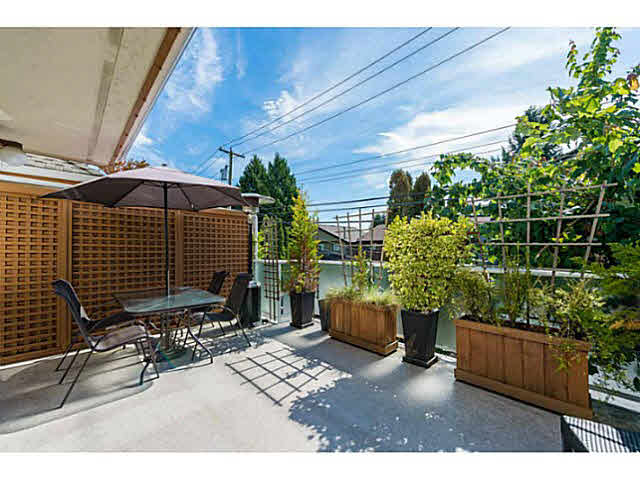 Photo 7: 6 241 E 4TH Street in NORTH VANC: Lower Lonsdale Townhouse for sale (North Vancouver)  : MLS® # V1142802