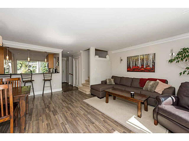 Photo 2: 6 241 E 4TH Street in NORTH VANC: Lower Lonsdale Townhouse for sale (North Vancouver)  : MLS® # V1142802