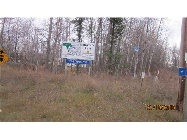 Main Photo: 25A - 3224 - TWP 552, MAYFAIR PARK: Rural Lac Ste. Anne County Rural Land/Vacant Lot for sale : MLS(r) # E3436191