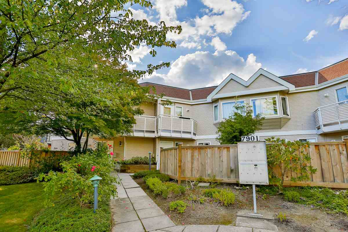 Main Photo: 2 7901 13TH Avenue in Burnaby: East Burnaby Townhouse for sale (Burnaby East)  : MLS® # R2092676