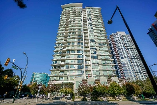 Main Photo: 806 161 W GEORGIA Street in Vancouver: Downtown VW Condo for sale (Vancouver West)  : MLS(r) # R2126155