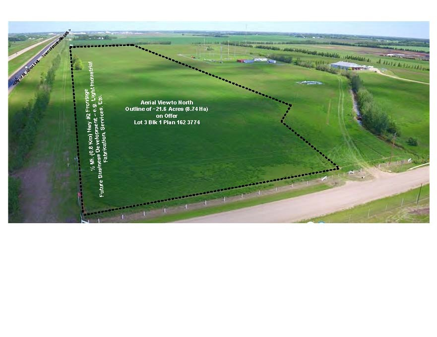 Main Photo: 25232 TWP 552: Rural Sturgeon County Rural Land/Vacant Lot for sale : MLS(r) # E4048177