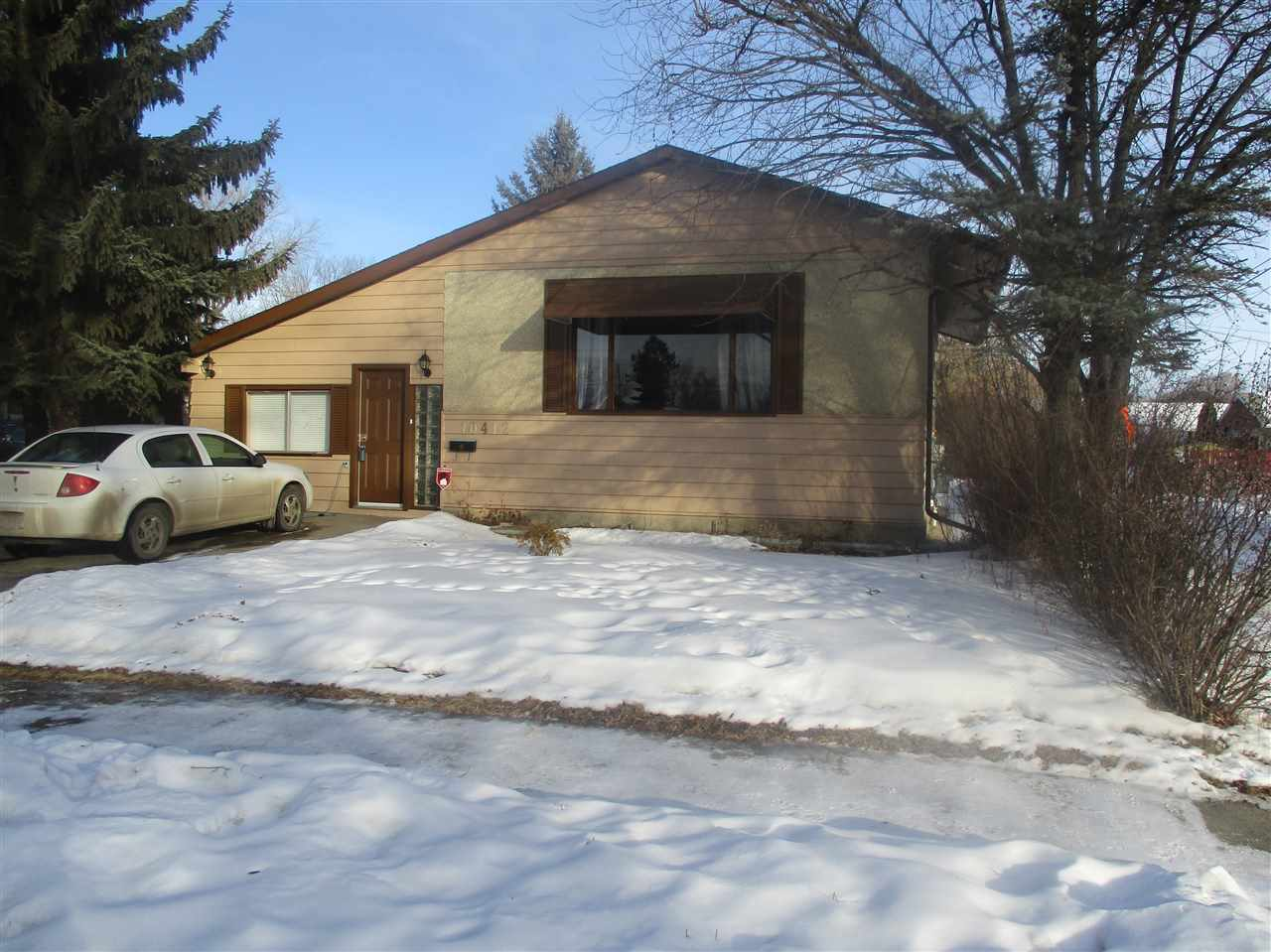Main Photo: 10412 128 Avenue in Edmonton: Zone 01 House for sale : MLS® # E4051112