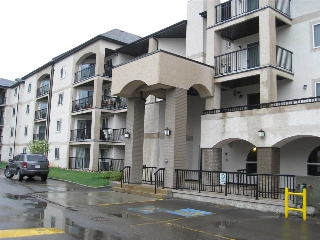 Main Photo: 407 13005 140 Avenue in Edmonton: Zone 27 Condo for sale : MLS(r) # E4055134