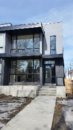 Main Photo: 12420 103 Avenue in Edmonton: Zone 07 House Half Duplex for sale : MLS® # E4057853
