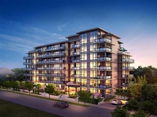 "Main Photo: 801 711 BRESLAY Street in Coquitlam: Central Coquitlam Condo for sale in ""NOVELLA"" : MLS® # R2154479"