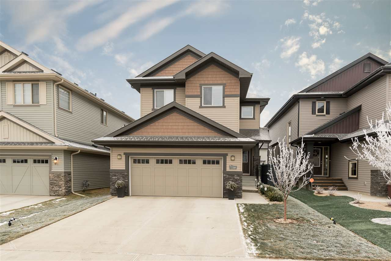 Main Photo: 7750 GETTY Wynd NW in Edmonton: Zone 58 House for sale : MLS(r) # E4062794