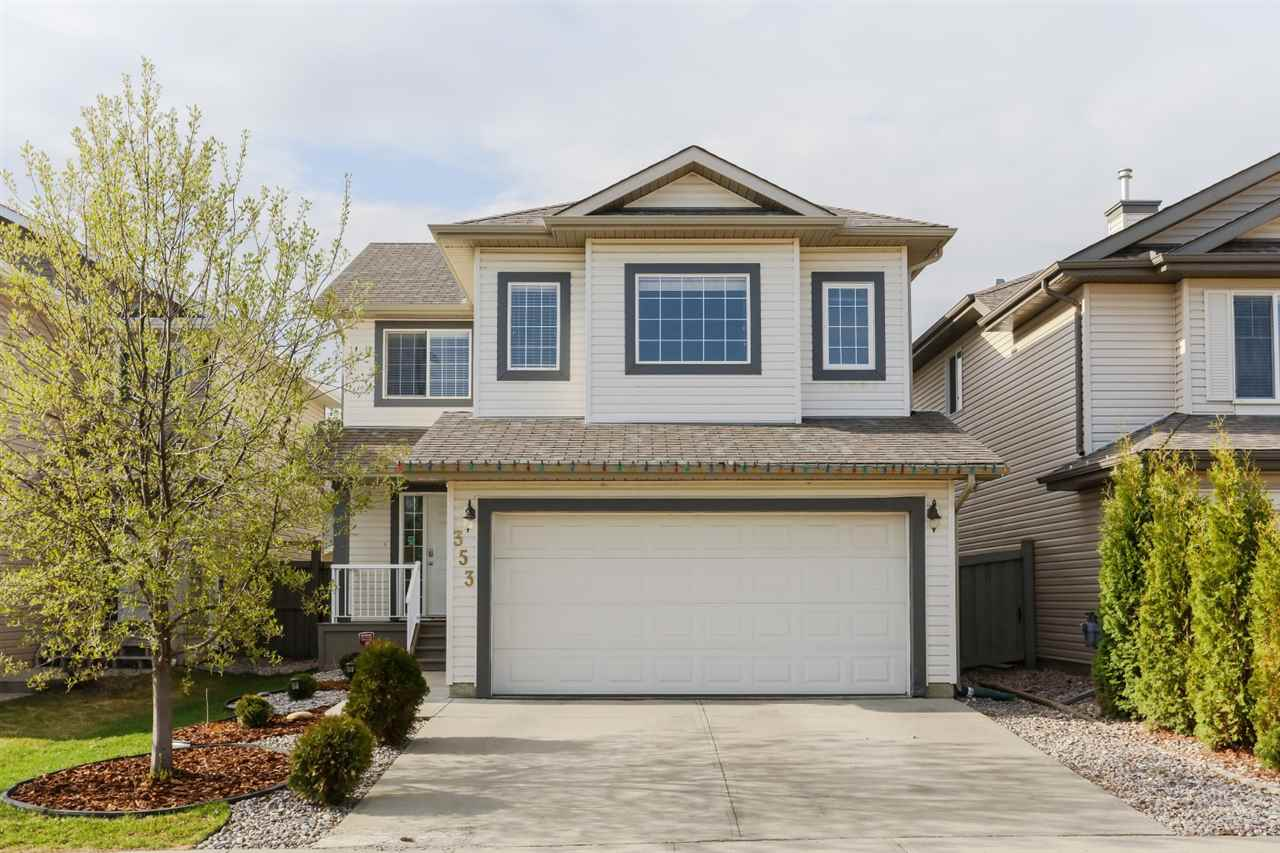 Main Photo: 353 MACEWAN Road in Edmonton: Zone 55 House for sale : MLS(r) # E4063455