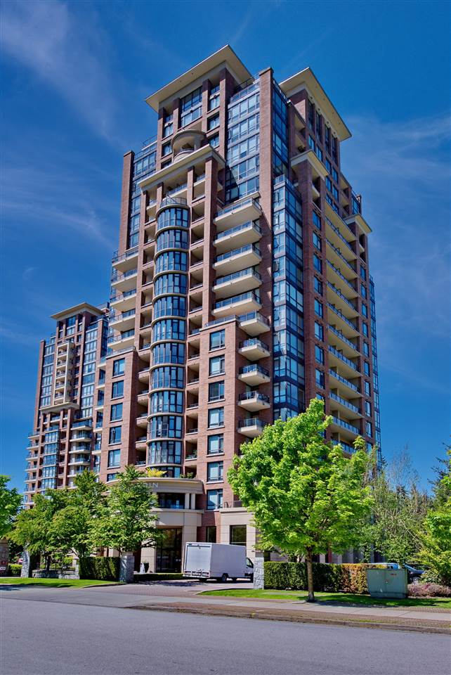"Main Photo: 706 6833 STATION HILL Drive in Burnaby: South Slope Condo for sale in ""VILLA JARDIN"" (Burnaby South)  : MLS(r) # R2168864"