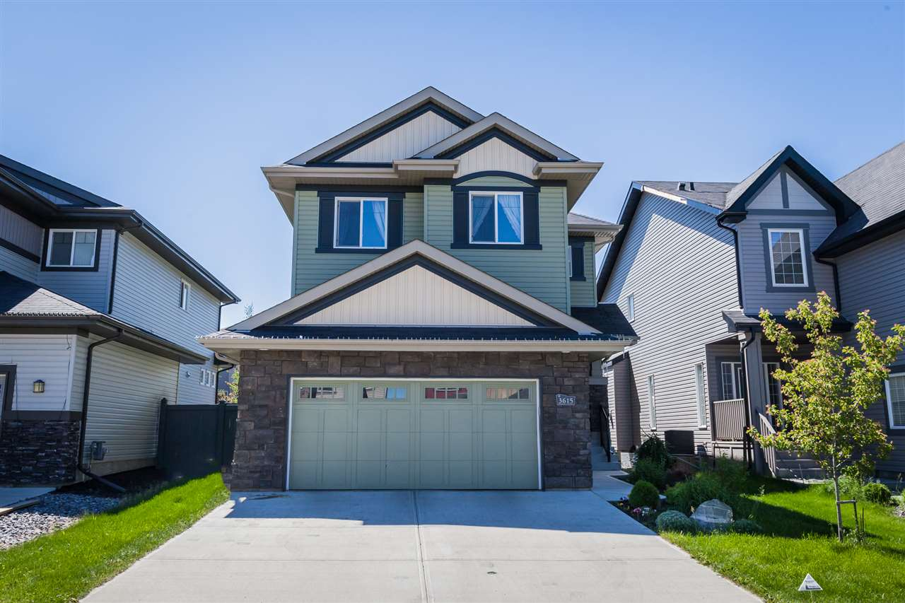 Main Photo: 3615 GOODRIDGE Crescent in Edmonton: Zone 58 House for sale : MLS(r) # E4069976