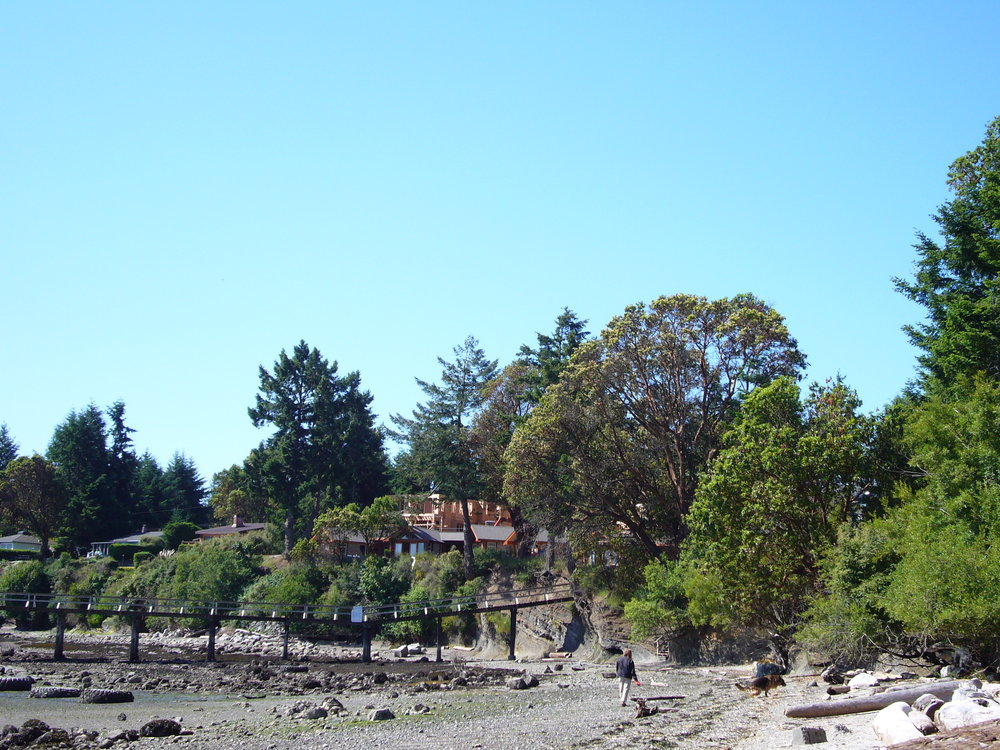 Photo 5: 494 Arbutus Drive in Mayne Island Resort  Beach Homes: Beach Home for sale