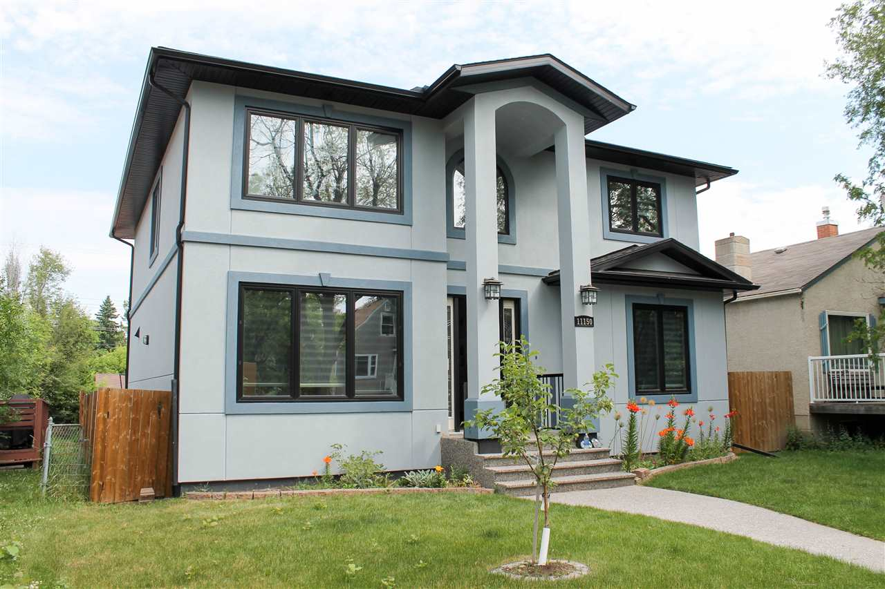 Main Photo: 11150 72 Avenue in Edmonton: Zone 15 House for sale : MLS® # E4072850