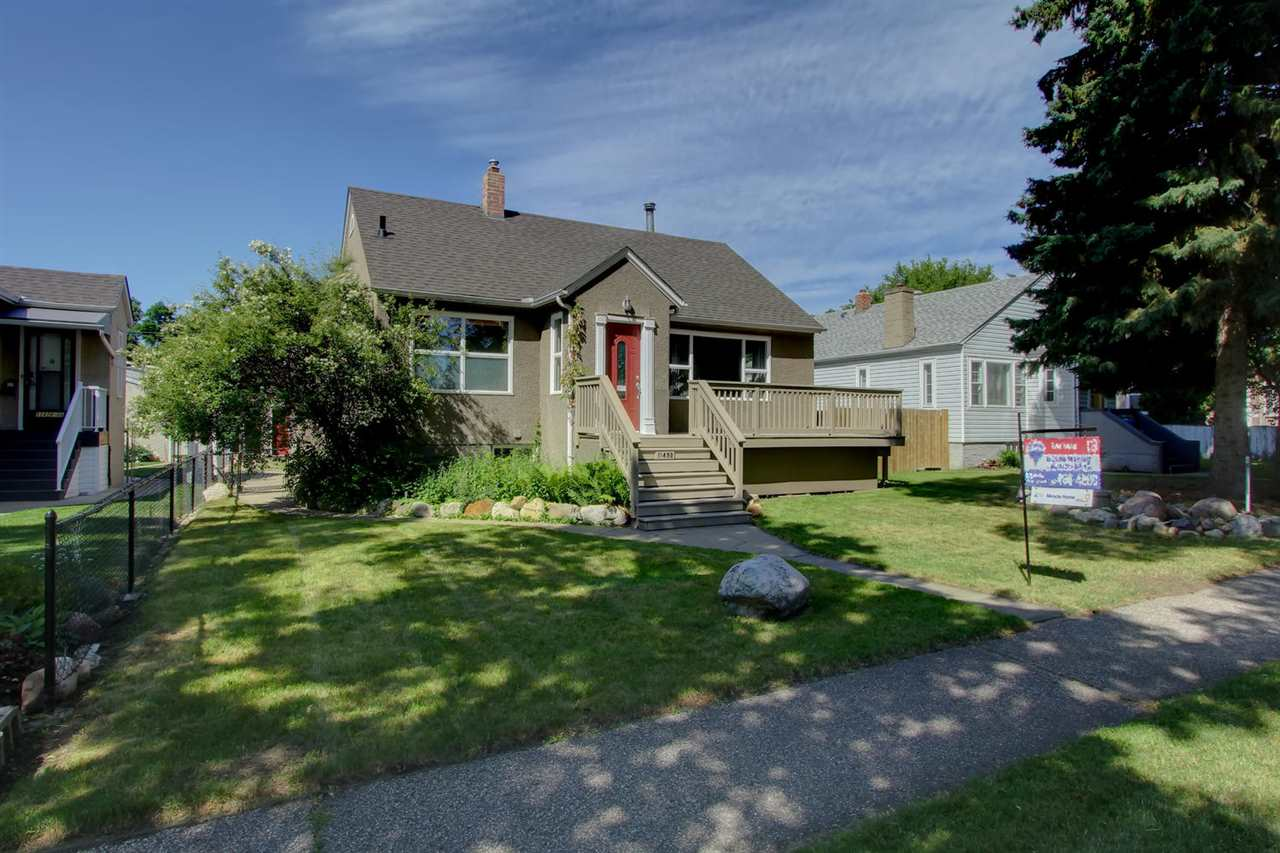 Main Photo: 114 66 ST NW in Edmonton: Zone 09 House for sale