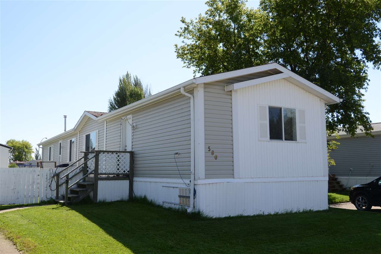 Main Photo: 580 53222 RR 272: Rural Parkland County Mobile for sale : MLS® # E4077284