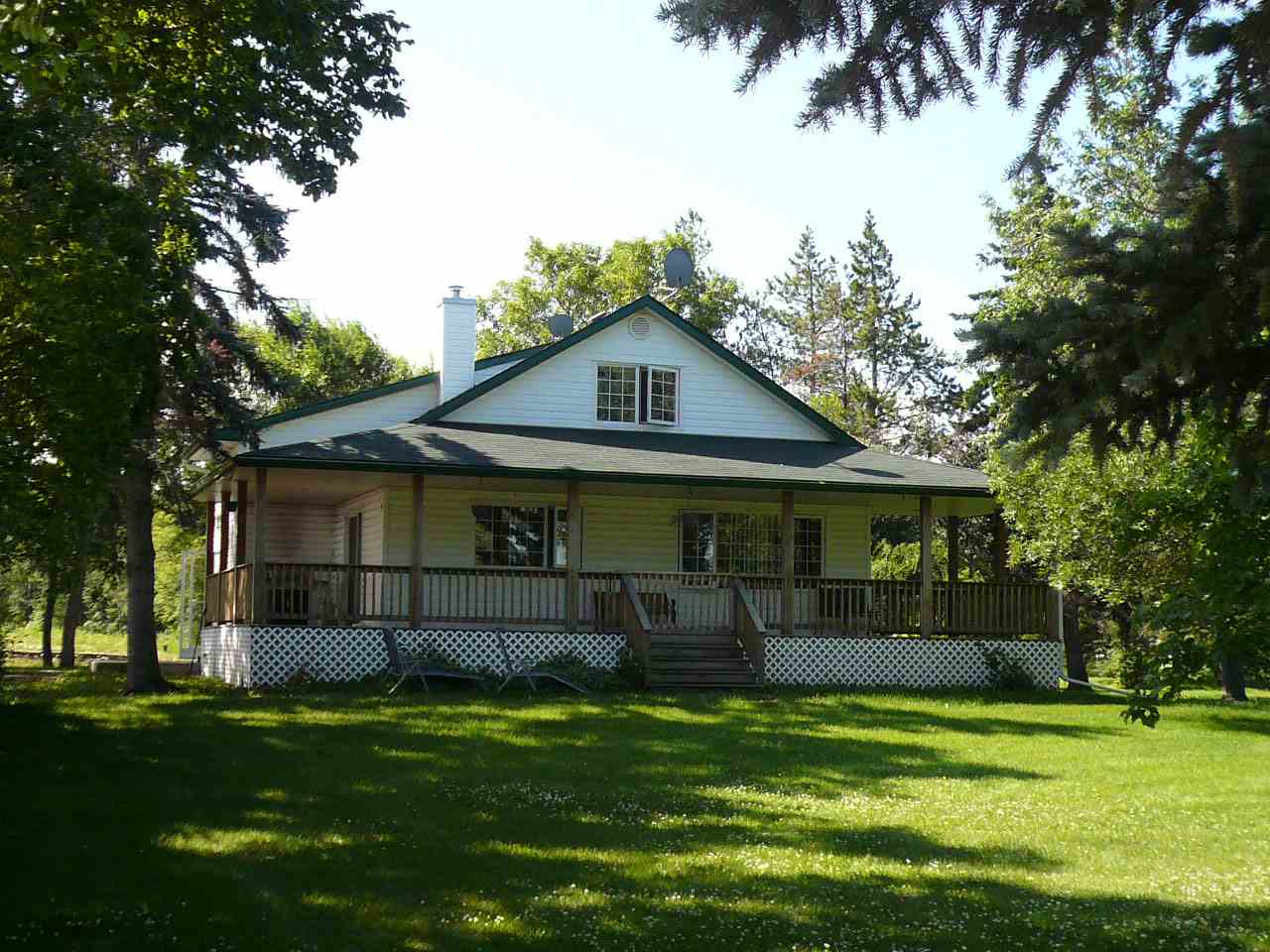 Main Photo: 48319 Hwy 795: Rural Leduc County House for sale : MLS® # E4078522