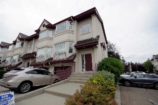 Main Photo: 41 1237 CARTER CREST Road in Edmonton: Zone 14 Townhouse for sale : MLS® # E4078769