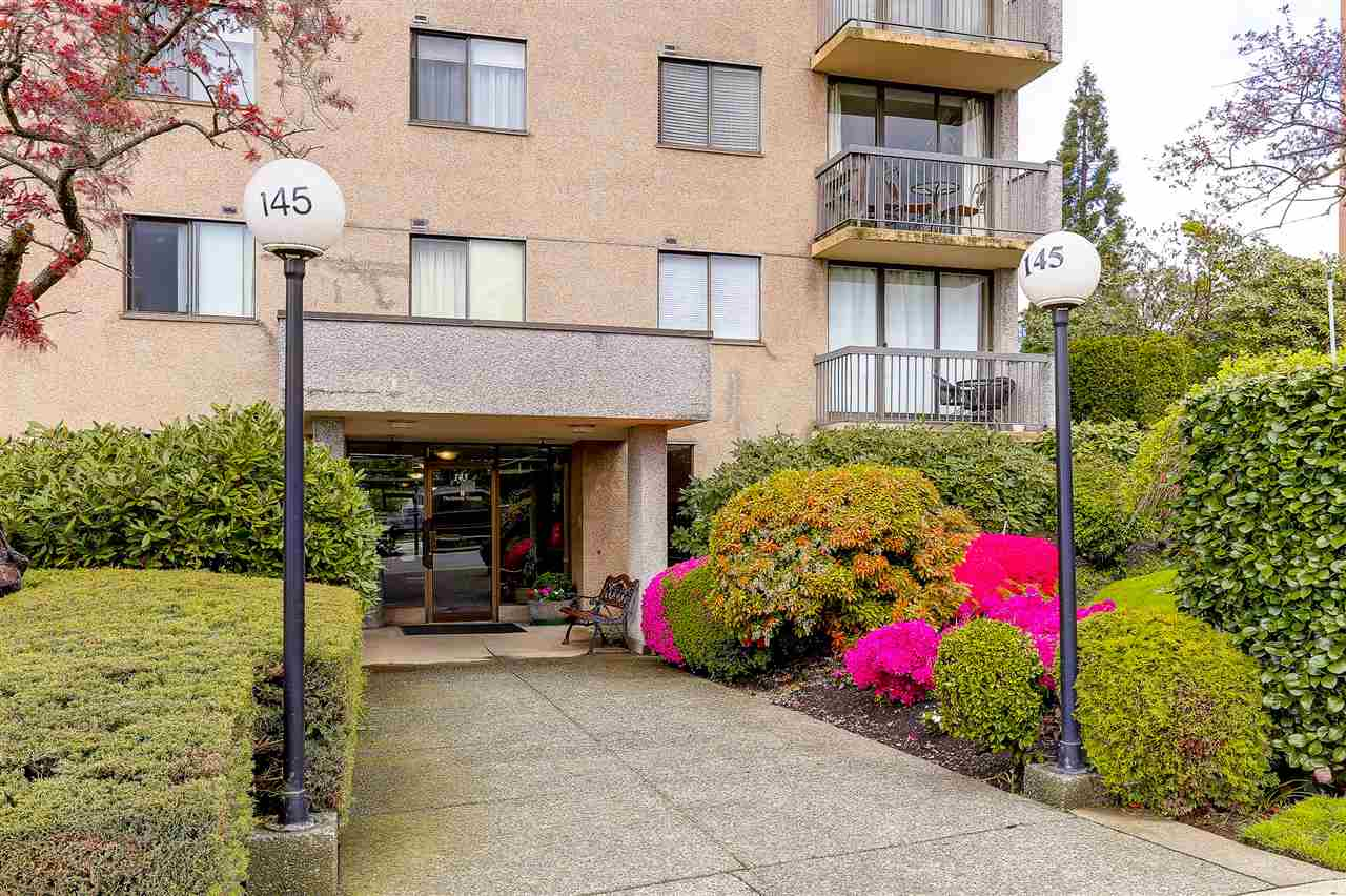 "Photo 2: 1507 145 ST. GEORGES Avenue in North Vancouver: Lower Lonsdale Condo for sale in ""TALISMAN TOWERS"" : MLS® # R2203430"