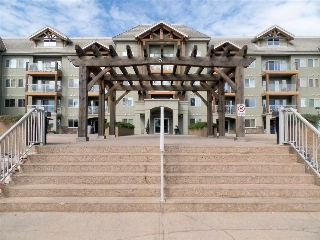 Main Photo: 103 278 SUDER GREENS Drive in Edmonton: Zone 58 Condo for sale : MLS® # E4081083